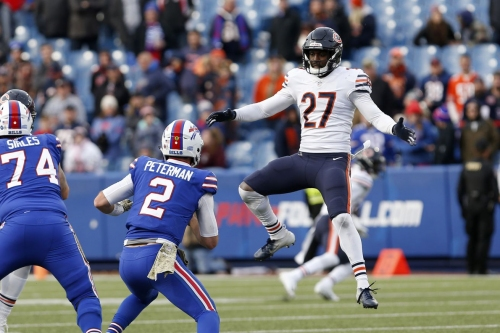 Plays that defined the 2018 Bills: Chicago Bears