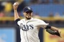 Rays at Yankees lineups for Sunday, seeking a series win