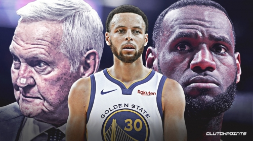Warriors' Stephen Curry joins Jerry West, LeBron James in exclusive club after going for 36 points in Game 3