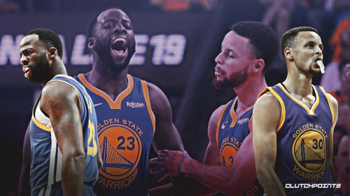Warriors' Draymond Green, Stephen Curry explain why they work so well together