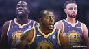 Warriors' Andre Iguodala says Stephen Curry, Draymond Green are like 'Brady and Gronk'