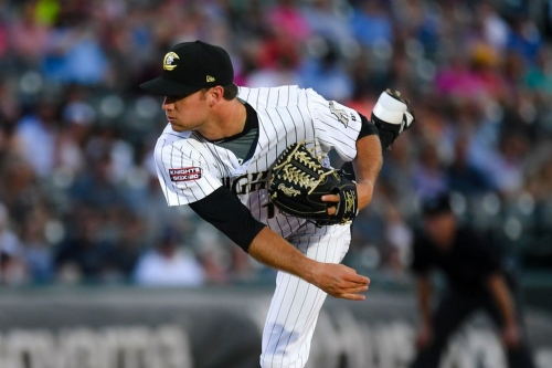 South Side Sox Top Prospect No. 29: Spencer Adams