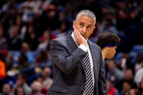 Report: Former Suns head coach Igor Kokoskov interviews for opening with Grizzlies