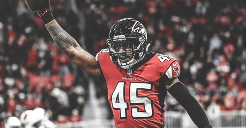 PFF shows the insane importance of Deion Jones to Falcons defense