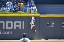 Braves lose homer battle in 10th, drop finale 3-2 to Brewers