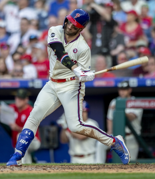 Despite four home runs, Rockies lose to Phillies in fourth consecutive loss