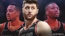 Blazers' Jusuf Nurkic upset with Oregon newspaper for tweeting story highlighting Damian Lillard, CJ McCollum criticism