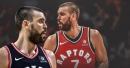 Raptors' Marc Gasol admits he 'felt pretty crappy' after losing Games 1 and 2