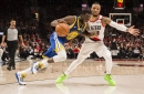 Blazers vs. Warriors Game 4 Preview