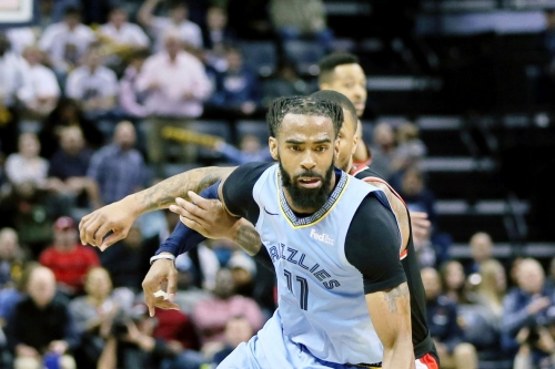 When is the best time to trade Mike Conley?
