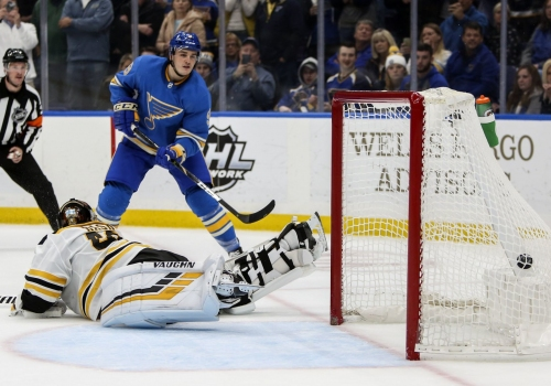 Whether it's Blues or Sharks, Stanley Cup Final begins on Memorial Day in Boston