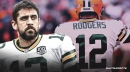 Sporting News ranks Packers' Aaron Rodgers the second-best QB in the NFL