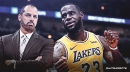 Lakers coach Frank Vogel 'can't wait' to get started with LeBron James, expects a bounce-back season