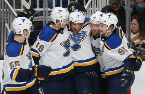 Hochman: Conn Schwartz? If Blues' Jaden keeps this up, he could be makes playoff's best player