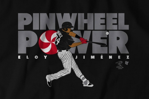 Hey, Eloy's back — it's the perfect time for some Pinwheel Power!