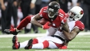 Julio Jones does not report at start of Falcons' OTAs