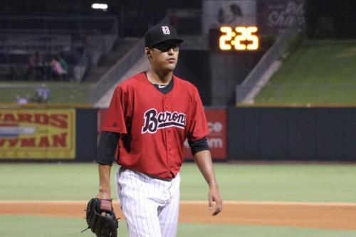 South Side Sox Top Prospect No. 28: Bernardo Flores