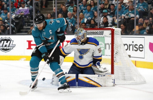 For Blues, they're treating Game 6 as just another game