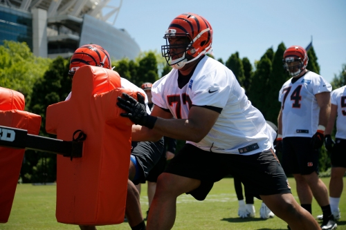 2019 Cincinnati Bengals: Cordy Glenn moves to guard to make way for rookie Jonah Williams