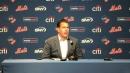 WATCH: Mets GM Brodie Van Wagenen comments on Yoenis Cespedes injury