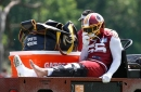 Redskins LB Reuben Foster suffered likely season-ending torn ACL
