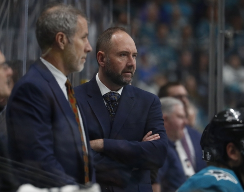 Staring at elimination (again), Sharks unwavering in their belief