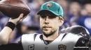Tom Coughlin claims Nick Foles' 'presence is what's important' for Jaguars