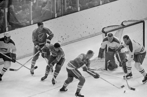 Hochman: Blues hope for another Schock like in 1968