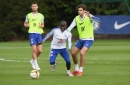 Chelsea's N'Golo Kante returns to training ahead of Europa League final against Arsenal