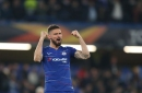 Chelsea confirm Olivier Giroud has signed a new one-year deal with the club
