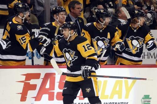 2018-19 Penguins' season in review: Dominik Simon