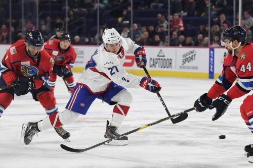 Laval Rocket season review: A year to build on for Alexandre Alain