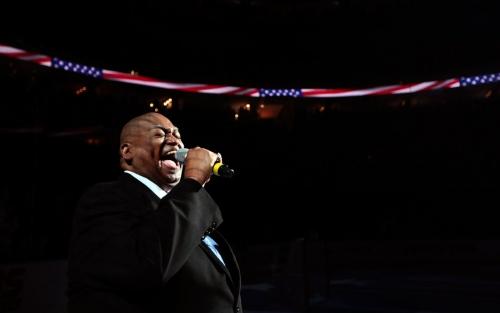 St. Louis Blues anthem man Charles Glenn quitting after this season