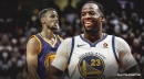 Warriors' Draymond Green says he has had a special chemistry with Stephen Curry since 2015