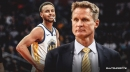 Warriors coach Steve Kerr says Stephen Curry's 'I'm back' game vs. Blazers in 2016 was an ultimate 'I'm the man' display of confidence