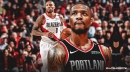 Report: Blazers' Damian Lillard expected to sign 4-year, $191 million supermax deal this summer