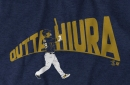 The latest BreakingT shirt is #OuttaHiura!