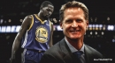 Steve Kerr says 3 to 4 players are needed to cope up while Kevin Durant is out
