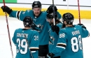 Sharks without two key players for Game 6 vs. Blues; A third is questionable