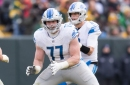 Lions continue to work Frank Ragnow at center, Graham Glasgow at guard