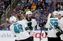Erik Karlsson and Tomas Hertl Ruled Out for San Jose Sharks