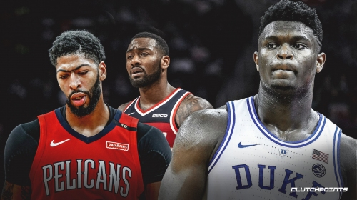 Zion Williamson didn't actually get snubbed for an autograph by Anthony Davis, John Wall