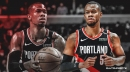 Rodney Hood would love to be back with the Blazers next season