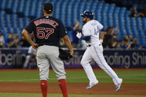 Red Sox 3, Blue Jays 10: The opposite of Monday