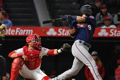 Twins 8, Angels 3: Comeback Complete