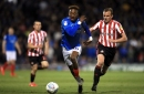 Cardiff City, Leeds United and Wigan battling it out for Portsmouth star Jamal Lowe - reports