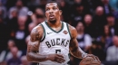 Numbers show Bucks' Eric Bledsoe is struggling mightily when wide-open