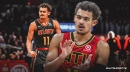 Hawks rookie Trae Young went to playoff games 'to experience those playoff atmospheres before I got there'