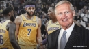 Jerry West guarantees Lakers will 'have a good year' in 2019-20