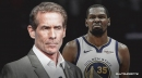Skip Bayless thinks Kevin Durant should sign with Clippers